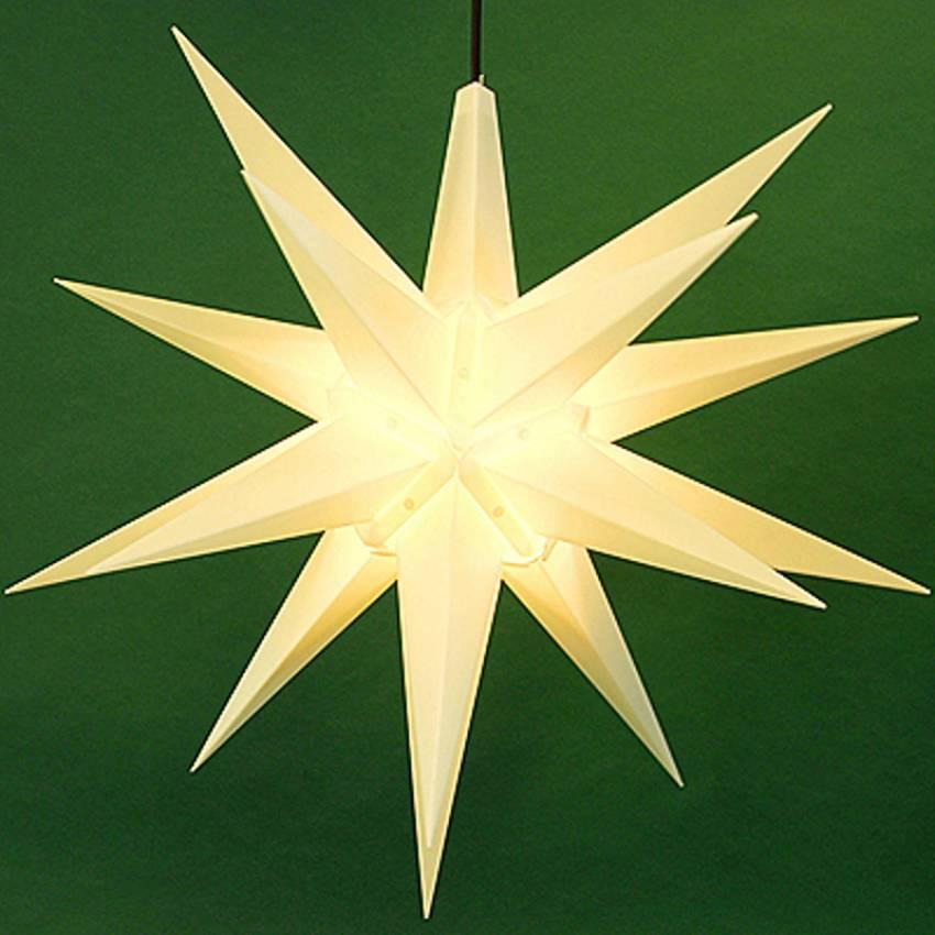 au enstern 3d au en kunststoff adventsstern weihnachtsstern vogtland souvenir s. Black Bedroom Furniture Sets. Home Design Ideas